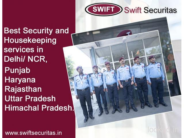 Hire the Top Security and Housekeeping Services Provider in India