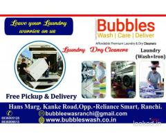 Best laundry services in Ranchi