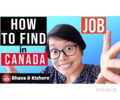 How to find jobs in Canada in 2020