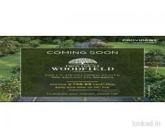 Provident Woodfield Floor Plan 30*40, 30*50 Plots