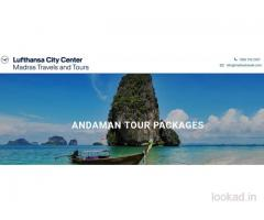Plan your Andaman Holiday with Madras Travels