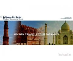 Avail the Best Golden Triangle Tour Package from MTT