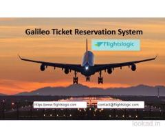 Galileo Ticket Reservation System