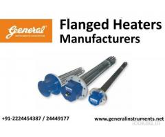 Flanged Heaters Manufacturers & Suppliers in India