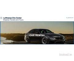 Hire cars on rent from Madras Travels and Tours