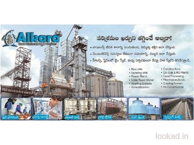 Eco Soft Water Conditioner for Industries in Hyderabad