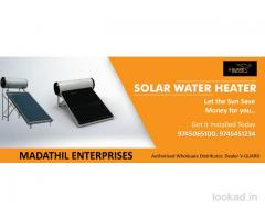 Solar Water Heater Dealers in Kollam - Madathil Enterprises