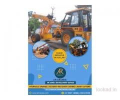AR Crane & Recovery Services Kollam