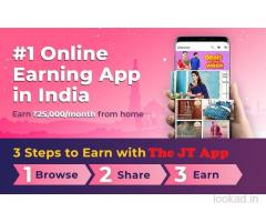 Work From Home Earning