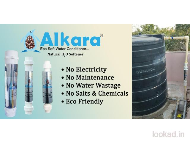 Water Soft Conditioner for Domestic Purpose