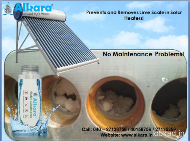 Solar Geyser Water Conditioner Manufacturers