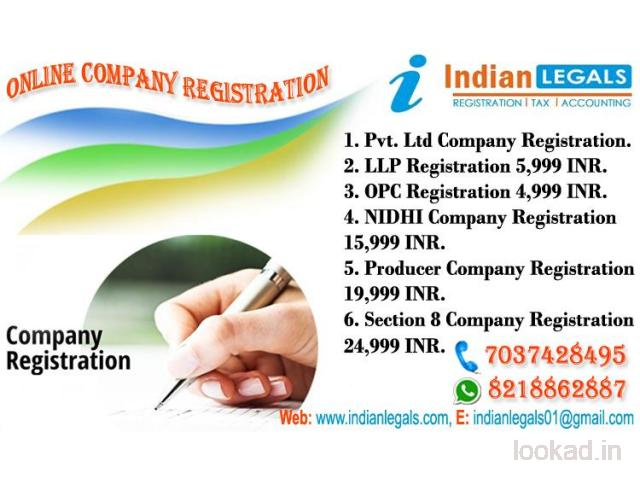 Registration For Producer Company 7037428495