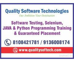 Top Selenium Training Institute in Thane - Quality Software Technologies