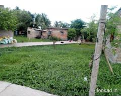 Excellent corner plot with all documents legalized for sale in Bansdroni area