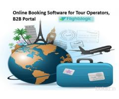 Tour Operator Software, Tour Operator Booking Software, Online B2B Portal