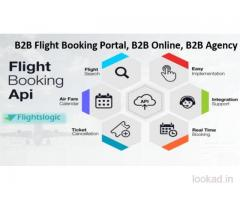 B2B Flight Booking Portal, Flight Booking Engine