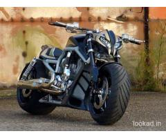Unclutch Goa - Harley Davidson rent in Goa