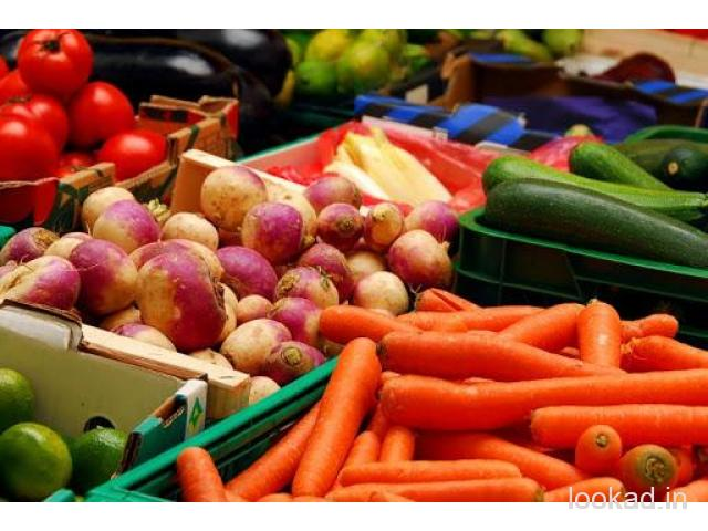 Fresh Vegetables Online - Fruits and Vegetables Home Delivery