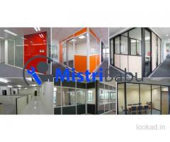 Office Partition and Gypsum Board Partition Services in Bhubaneswar, Odisha