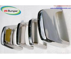 Mercedes W136 W191 170S bumpers by stainless steel
