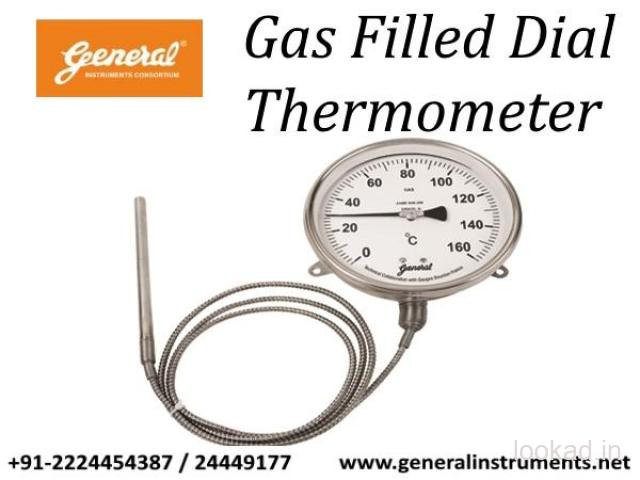 Gas Filled Dial Thermometer Manufacturers