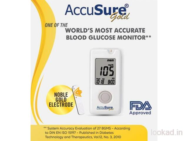 Buy top Quality Glucometer (Sugar Test Machine) at very Affordable Price