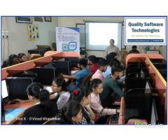 ONLINE SOFTWARE TESTING TRAINING BY QUALITY SOFTWARE TECHNOLOGIES THANE MUMBAI