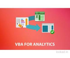 Excel VBA Online Course - Become an Expert Today | Microsoft Excel VBA Course: An Introduction