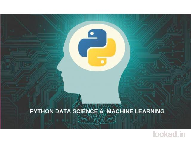 Data science and machine learning  | Data science with python training in Bangalore