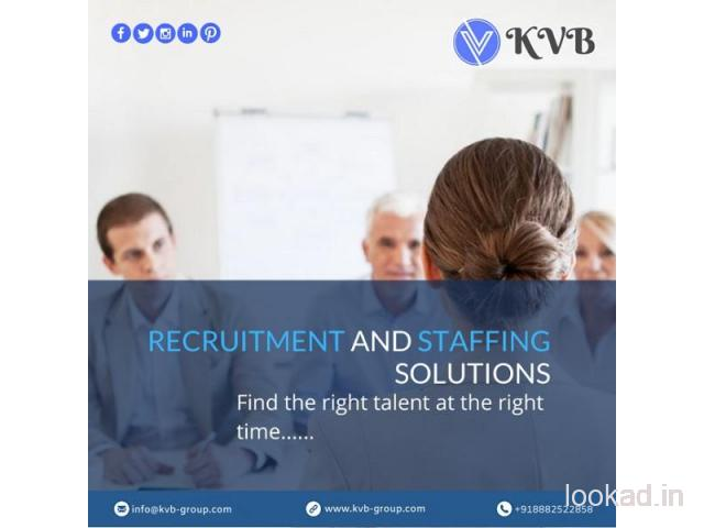 Best Temporary Hiring Agencies in India, Temp Recruitment Agency in India