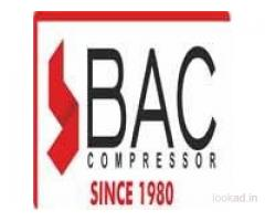 Air compressor manufacturers & suppliers | Coimbatore, India | BAC Compressor