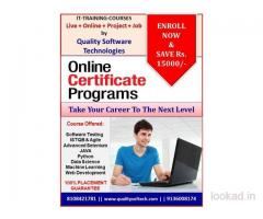 ONLINE JAVA COURSES, JAVA TRAINING IN THANE - MUMBAI – Quality Software Technologies