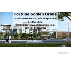 Ultra lavish residential apartments for sale in Fortune Golden Oriole Price