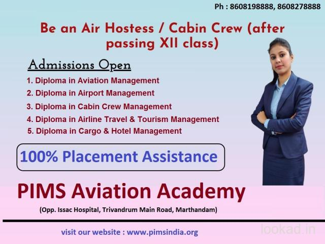 Best Aviation Courses in Marthandam