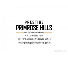 Prestige New Kanakapura Road Apartment for Sale