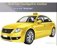 Outstation Cab Service Chandigarh, India