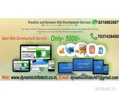 Best Web Design Company in Bareilly 8218862887