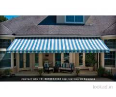 Awning Manufacturers in Delhi
