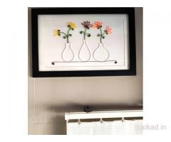 Unique Flower-Port frame on Raksha Bandhan for gift to Sister
