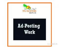 Part Time Work Freshers/Experienced From Home