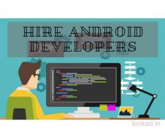 Hire Android App Developer India