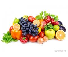 Buy fresh vegetables and fruits online - Kanhangad- Nileshwar- Cheruvathur- Padanna