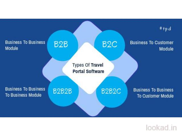 Web development services for Travel Agents