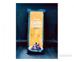 Buy Amul Dark Chocolate Compound at Best Price on PWG Supply