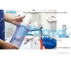 Natural water softeners for Domestic RO in dehradun