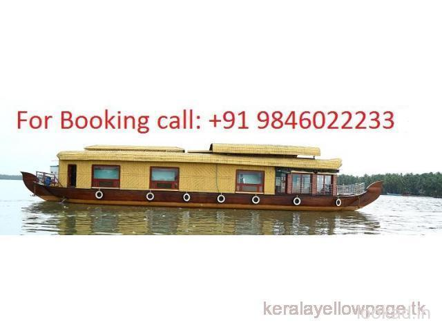 Boat House Service Available at Nileshwar,Bekal,Kasaragod,Kerala