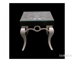 Cut Out Side Table | Online Furniture Store
