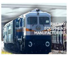 ALCO Locomotive Spare Parts Manufacturers in India