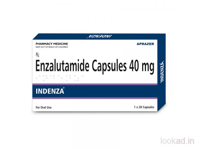 View Indenza Tablet Uses and Side effect on Aprazer Healthcare
