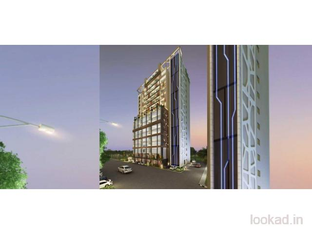 High-Rise Commercial and Residential Spaces in Lucknow